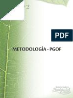 Metodología PGOF