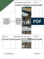 check   list   de   reporte   de   incidencias   de   andamio   aeropuerto