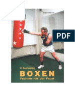 (eBook - German) Sport - Boxen-Fechten Mit Der Faust