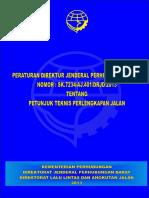perdirjen-hubdat-juknis-perlengkapan-jalan-tahun-2013