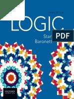 Logic, 3e by Stan Baronett