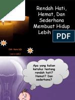 ppt-rendahhatihematsederhanamembuathidupmenjadilebihmulia-151221075724.pdf