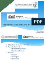 FCE - Implementación Del Koha en La Biblioteca - Versión Final
