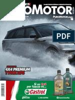 Puro Motor Ed67 4x4 Premium y Pick-ups 2018