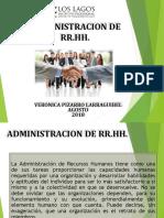 Clase 3 Rrhh Agosto 2018 Prevencion