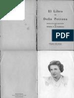 El Libro de Dona Petrona - Recetario - Petrona C. Gandulfo
