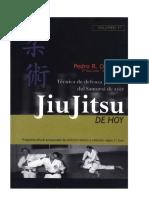 Jiu Jitsu de Hoy Vol.I - Pedro R. Dabauza