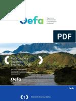 Fiscalización y Supervisión Ambiental a Las Empresas - OEFA