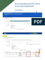 Como consultar no site oficial da CVM.pdf