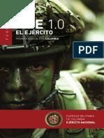 MFE 1-0 EL EJERCITO