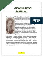 Provincia Ángel Sandoval