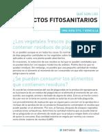 productos fitosanitarios