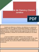 Concepto de Ciencia y Ciencia Jurídica.pdf