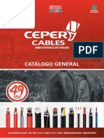 Ceper Cables Catalogo General