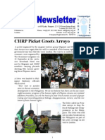 CHRP Newsletter Autumn 2009