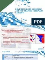 Drive Test Nationwide - Complaint Handling REV 3.0.pptx