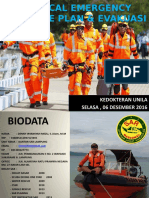 Materi Medical Emergency Response Plan (Kedok. Unila 2015)