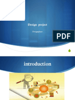Project Desing