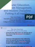 Cplus6-15 CECM Student Discipline