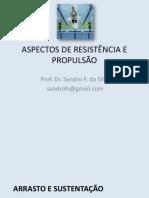 4-ASPECTOS DE RESISTENCIA E PROPULSÃO