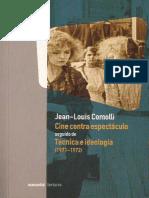 Jean Louis Comolli. Cambiar de Espectador