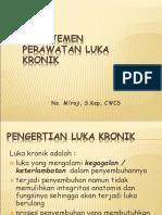 Manajemen Luka Kronik