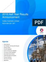 Caltex 2018 Half Year Result Presentation (1)