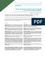 Efectos del masaje terapéutico sobre la ansiedad y el estrés en población pediátrica.pdf