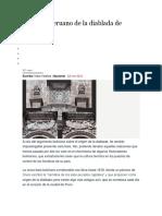 El origen peruano de la diablada de Oruro - TEORIAS PERUANAS.docx