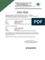 Surat Tugas Pembangunan
