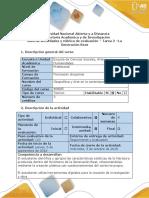 Guía de Actividades y Rúbrica de Evaluación Tarea 2 - La Generacion Beat