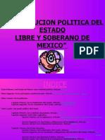 Presentacion de La Constitucion Politica Del Estado