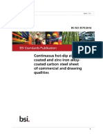BS ISO 3575-2016
