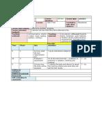 19 Focus 4 Lesson Plan Unit 1