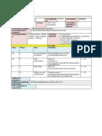 32 Focus 4 Lesson Plan Unit 2 Preparation for TEST