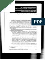 Las Dificiles Relaciones Entre El Derecho Sucesorio y El Derecho de Obligaciones