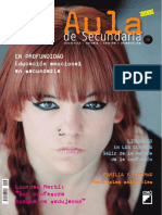 Revista Aula Sec 028 Septiembre 18 Educacion Emocional en Secundaria As028