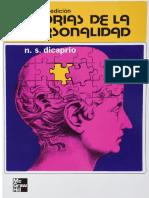 Nicholas S Dicaprio-Teorias de la Personalidad 2 Edicion.pdf