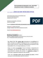Butanta Oas - Juiz Proibe Alteração do Contrato Bancoop e nova cobrança da construtora.