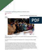 Criminología, Seguridad y Políticas en América Latina