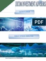 Equity Daily Report  | The Equicom