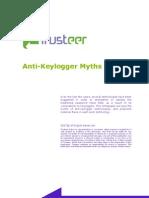 Anti Keylogger Myths
