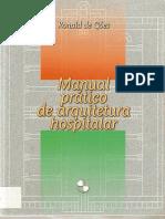 [LIVRO] Manual Pratico de Arquitetura Hospitalar 1A EDICAO 2004