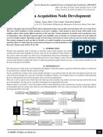 Wireless Data Acquisition Node Development