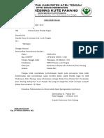 Surat Rekom Pindah