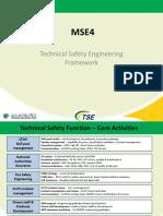 TSE Framework