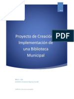 Pip Biblioteca Municipal