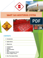Gas Leakage System