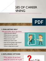 Career Palnning