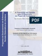 A Transição Da Familia Para o Exercicio Do Papel de Cuidadora